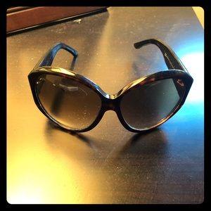 GUCCI Women's Sunglasses (with case)